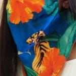Jungle Mask Scarf