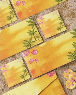 Sunrise Stationery Set