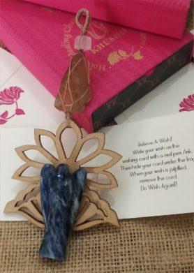 Wish Fulfillment Angel Lais Lazuli