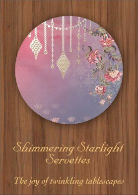 Fairylights Servettes Round