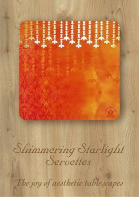 Shimmering Starlight Servettes