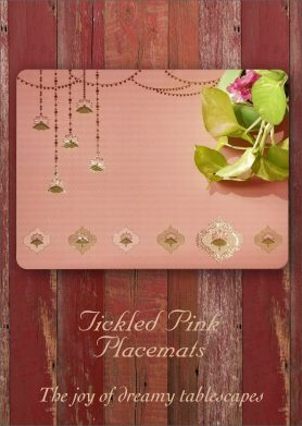 Tickled Pink Table Mats