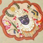 Bhavna ji's Krishna in abstract
