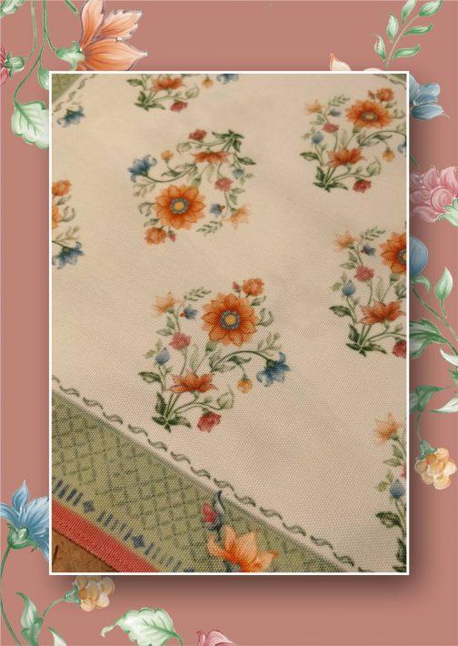 Autumn Fabric Mats 2