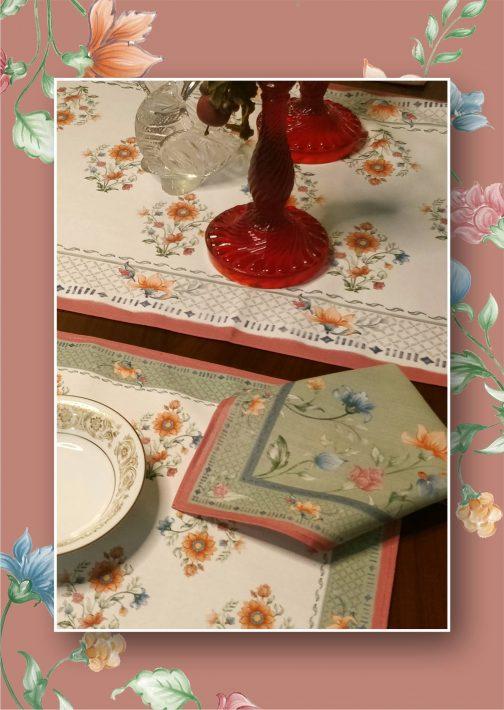 Autumn Fabric Mats 3