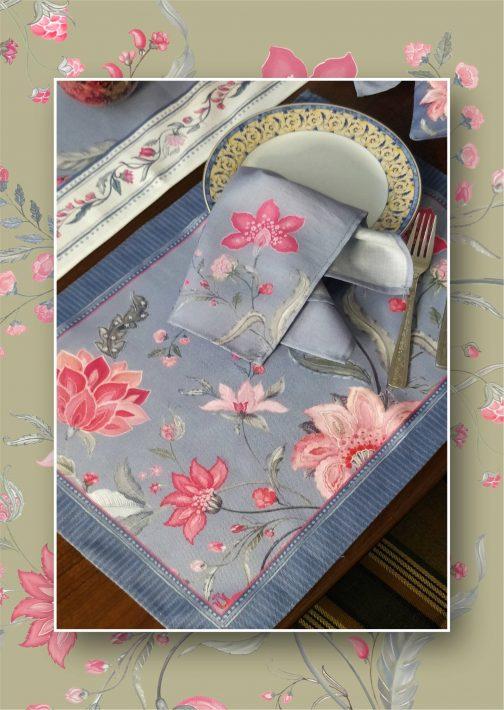 Spring Fabric Mats