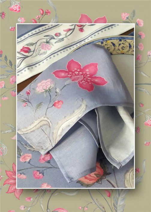 Spring Fabric Napkins 2