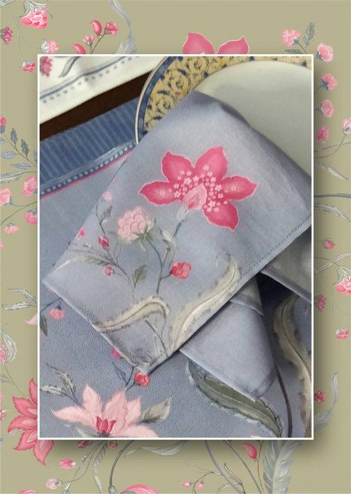 Spring Fabric Napkins